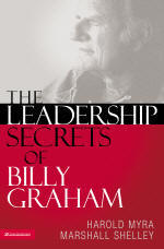 Leadership Secrets of Billy Graham